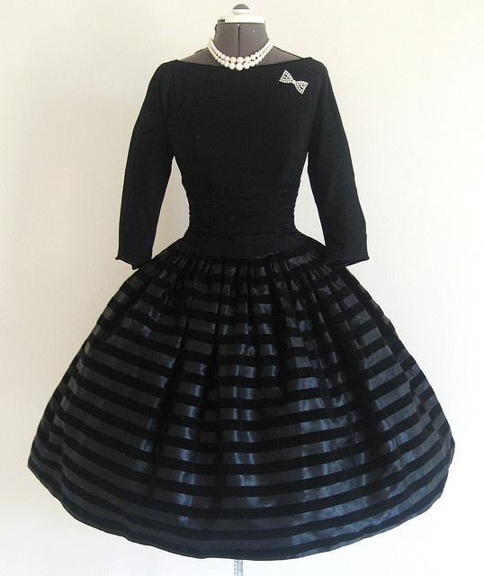 ~50's party dress~