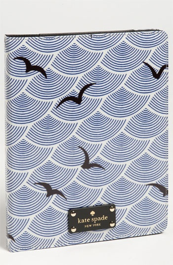 kate spade new york 'birds over arches' iPad 2 & 3 folio available at #Nordstrom