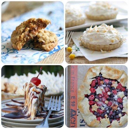 LOTS of recipe ideas for the 4th of July!