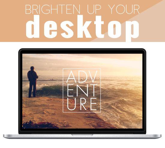 adventure desktop wallpaper