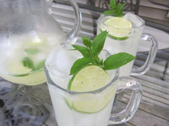 Refreshing Mojito  by the Pitcher Mojitos