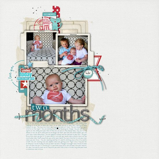Two Months by Kayleigh