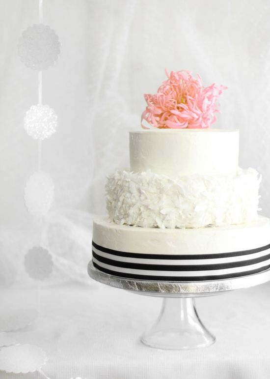 make your own wedding cake!