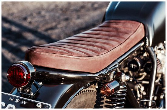 1978 Honda CB400F by Salty SpeedCo. - Pipeburn - Purveyors of Classic Motorcycles, Cafe Racers & Custom motorbikes