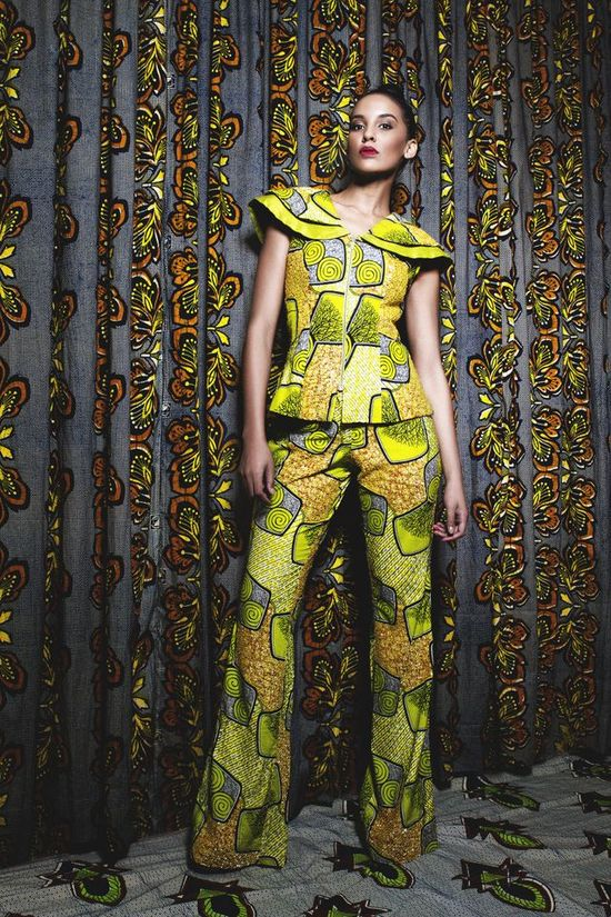 trendy african dresses designs for women 2013
