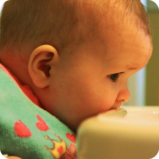 Intro to Baby Food: When to start cereal, fruits, veggies, etc...