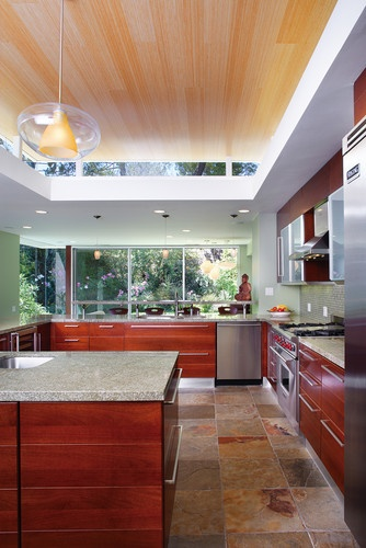 Encino Modern - contemporary - kitchen - los angeles - Tracy Stone AIA
