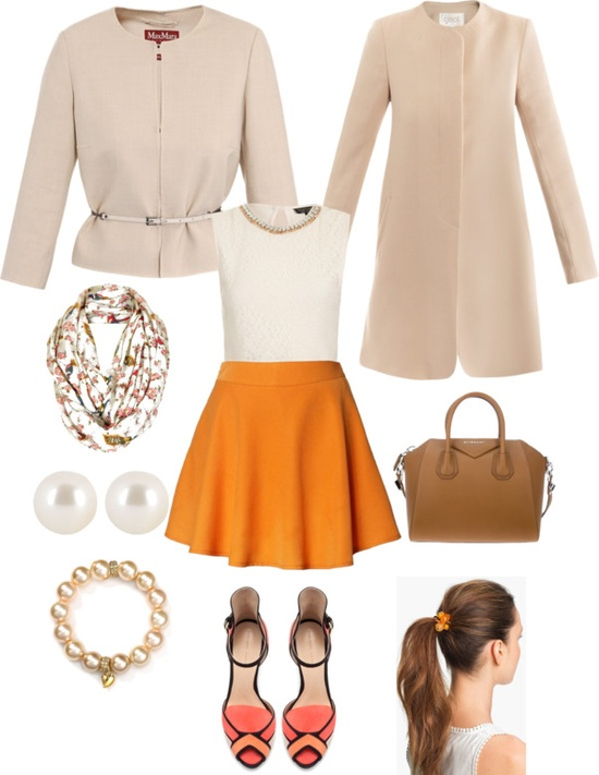 """Cute Office Day"" by cayla-monzon ❤ liked on Polyvore"