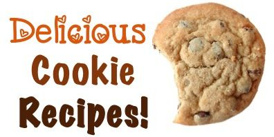 BIG List of Delicious Cookie Recipes!!  {over 25 yummy recipes!} #cookie #recipes