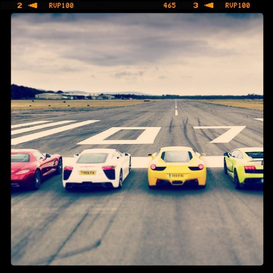 Which Super Car would you put your money on?