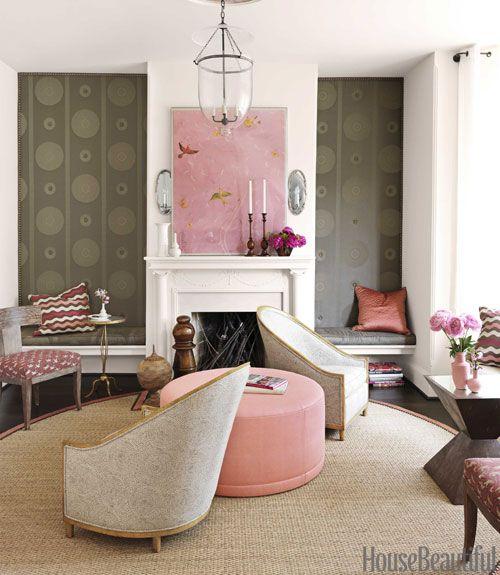 Pink & Brown...love it..????????