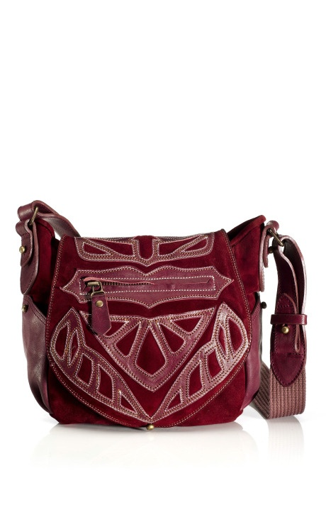 Did you know Isabel Marant also makes handbags?  YUP.