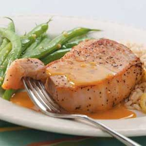 Orange Pork Recipe