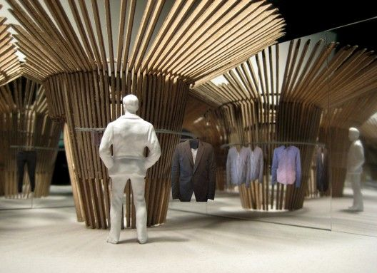 Astrium Nature Select Shop by Popular Architecture