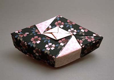 Origami Box - Diamond
