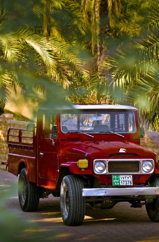 Land Cruiser Pickup