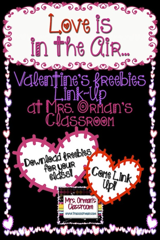 Loads of Valentine's Day Freebies! - Pinned by @PediaStaff – Please Visit ht.ly/63sNtfor all our pediatric therapy pins