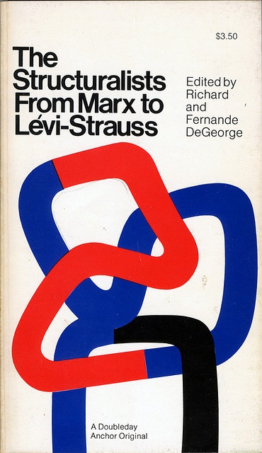 Marx to Levi-Strauss - Designed by Massimo Vignelli