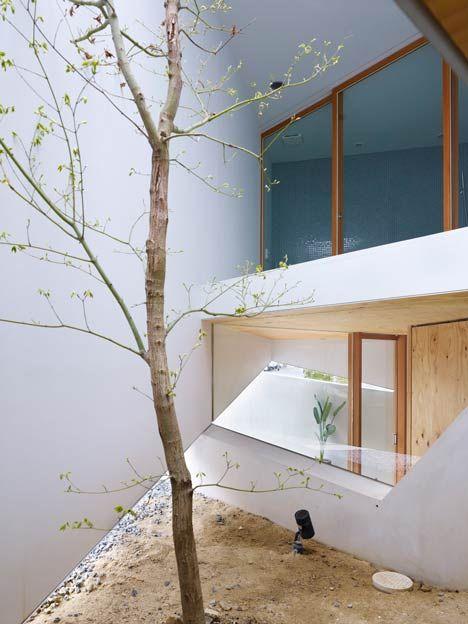 Suppose design office . house in Saka