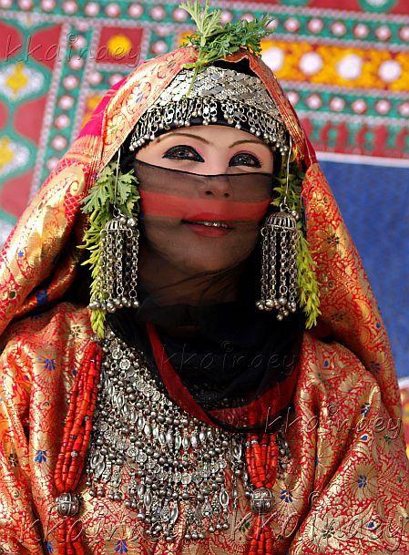 Yemenia bride from Sana'a -Yemen
