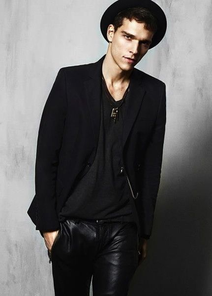 Bowen Autumn/Winter 2013 #Fashion #Style #Men