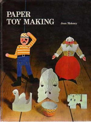 paper toy making - arts and crafts - #handmade #toys #paper