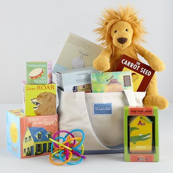The Land of Nod Gift Bag on BabyList