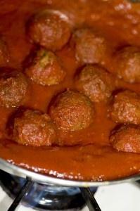 Tonight's Dinner: Cindy's Paleo Italian Meatballs (And #GlutenFree Spaghetti) #Paleo