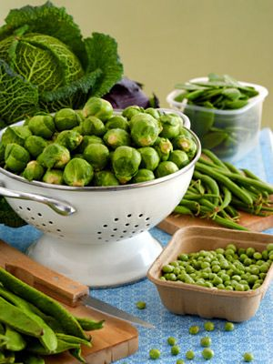 12 Amazingly Good-for-You Green Foods