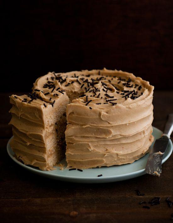 Speculoos Cake