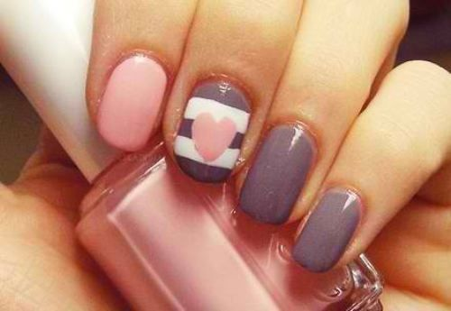 cute nails #abeautyfeature
