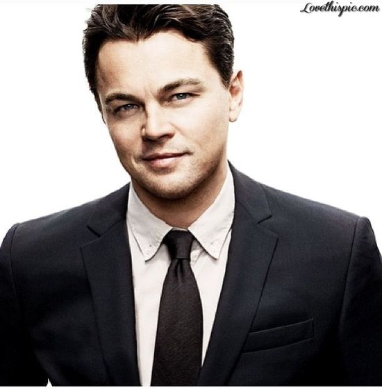 Leonardo DiCaprio cute celebrities celebrity adorable actor