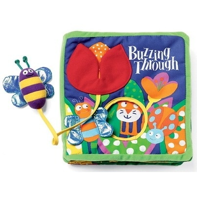 Manhattan Toy Buzzing Through Activity Book $15.99
