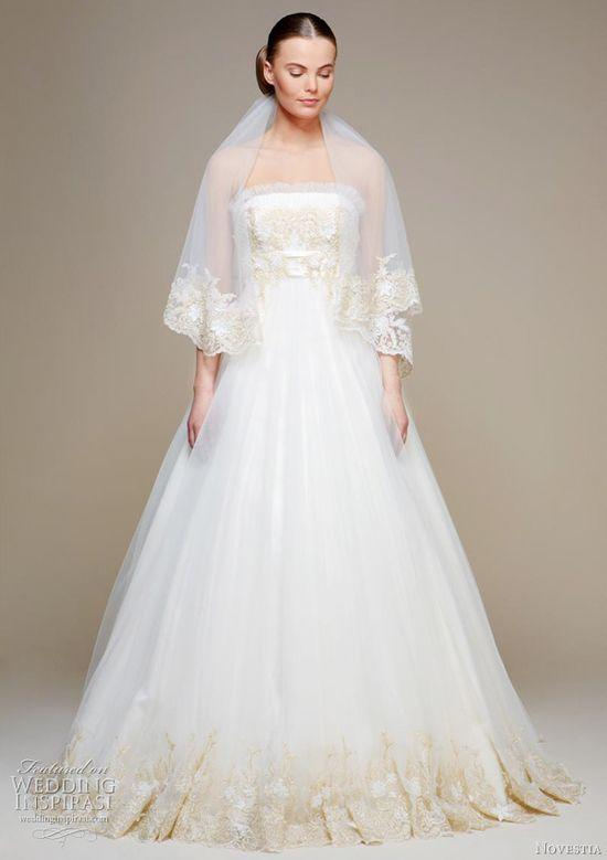 Novestia 2011 Wedding Dresses