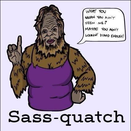Sass-squatch.