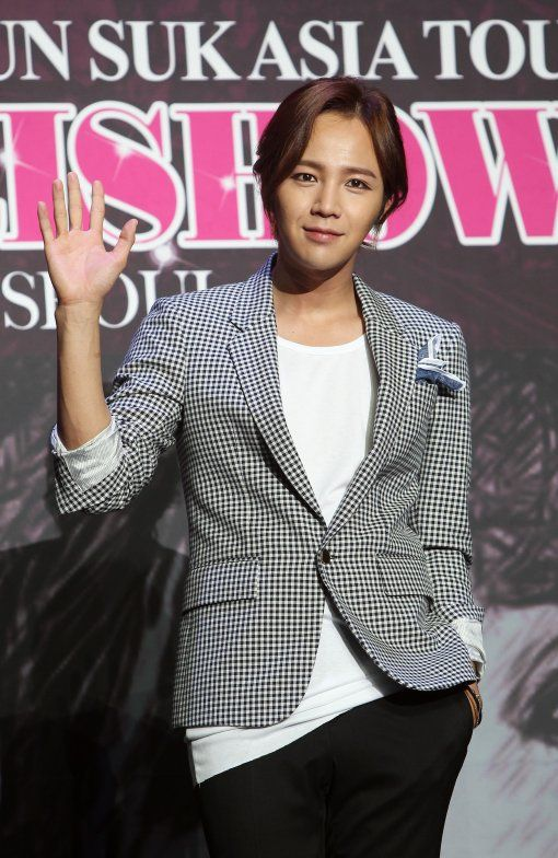 Jang Geun Suk involved in a minor car accident
