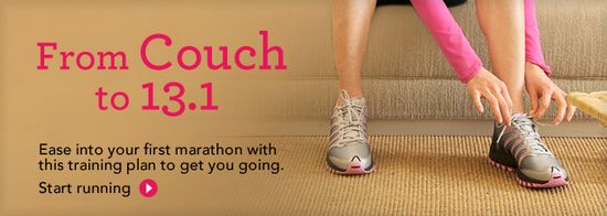 half marathon for beginners 10 week program, right in time for Christmas ;)