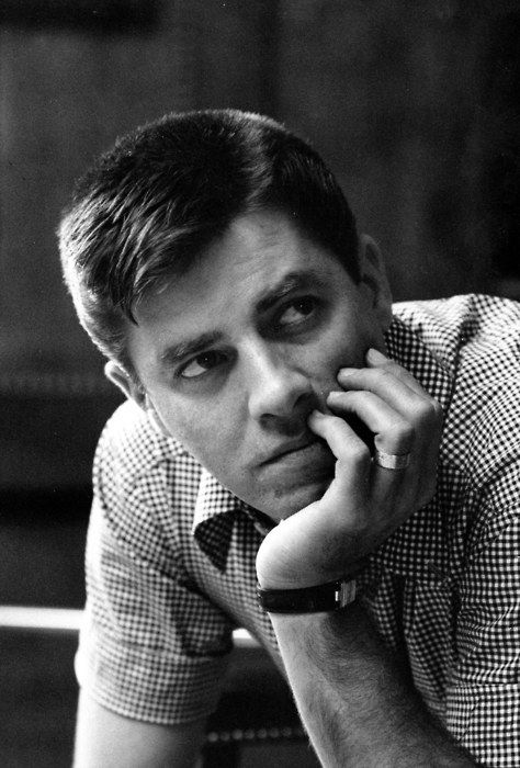 Jerry Lewis - One of my favorite comedians. I LOVE his movies!!! :)