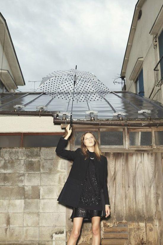 Fashion Model, Style inspiration, Fashion photography, umbrella