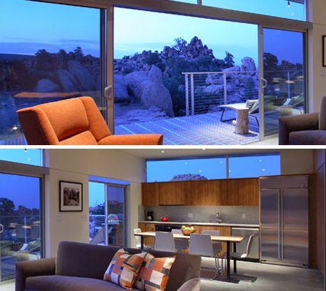 prefab house furniture idea