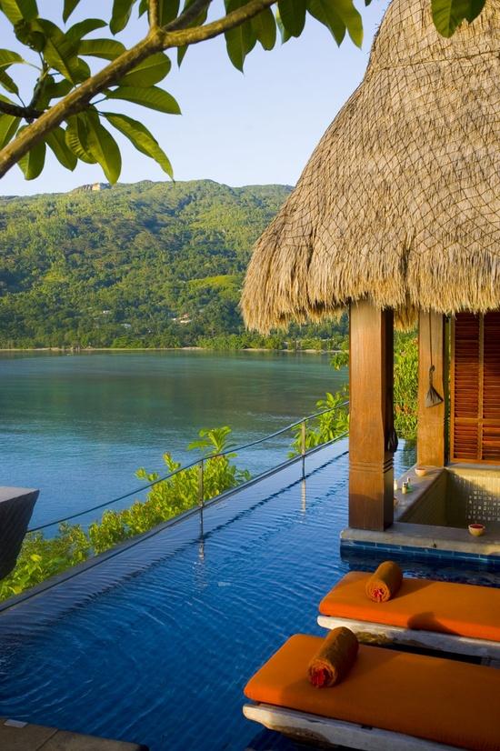 Maia Luxury Resort and Spa...Seychelles