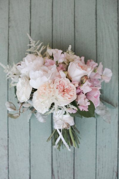 can't get enough of this #blush colored #bouquet