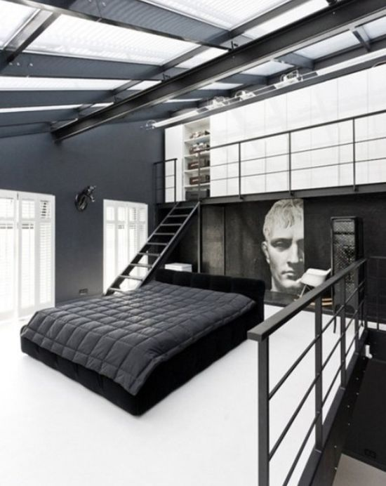 Bed room !