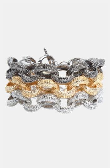 Tasha Link Bracelet available at #Nordstrom