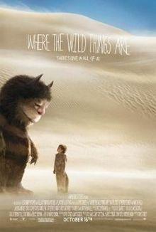 Wonderful book by Maurice Sendak, fantastic film by Spike Jonze.