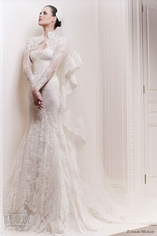Zuhair Murad Wedding Dresses 2012