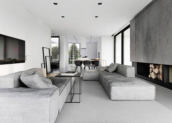 Tamizo Architects Mateusz StolarskiR-house 11