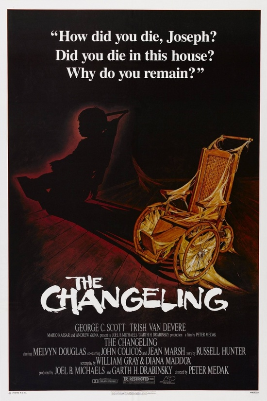 The Changeling (1980) Horror Movie