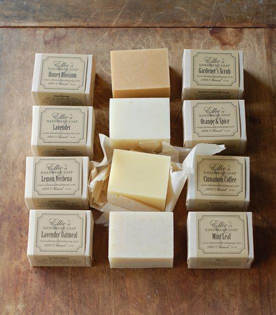 Ellies Handmade Soap - Handmade Soap