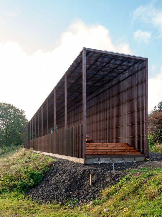 #architecture : Villa B / Schneider + Schumacher